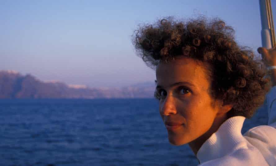 Marie Haropolo Santorini 05 Σεπτεμβρίου 1988
