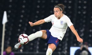 Lucy Bronze has great expectations for the 2019 World Cup and the women's game in general.