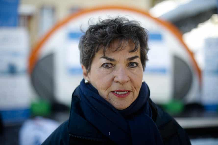 Costa Rican diplomat Christiana Figueres: 'The sad thing is that the US has become irrelevant in the most consequential challenge that humanity has faced.