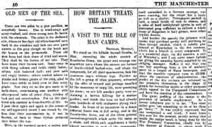 Manchester Guardian, 19 July 1916.