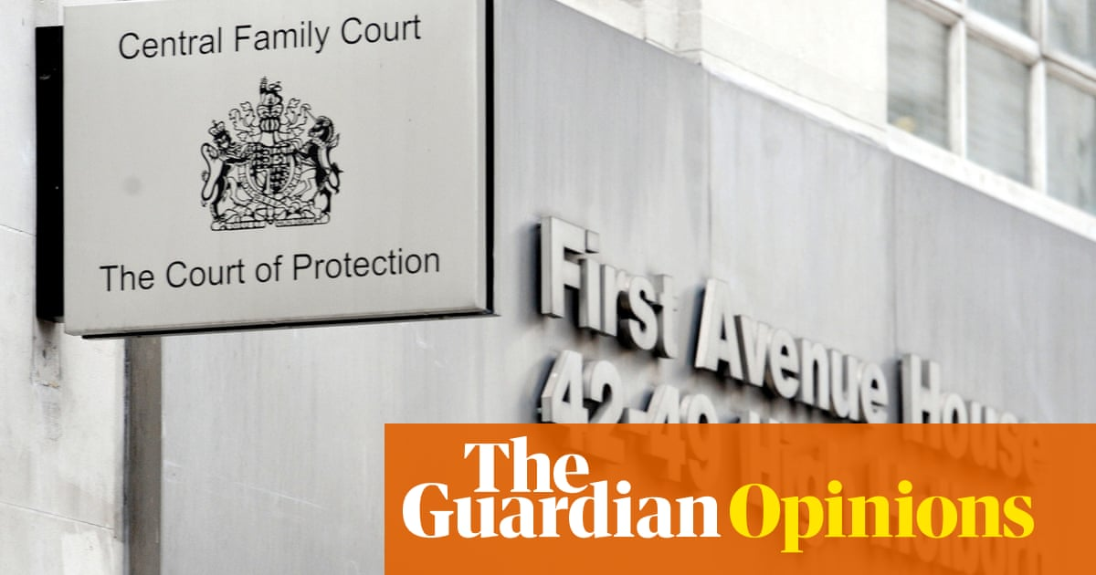 Family courts are disturbingly out of touch in dealing with domestic abuse
