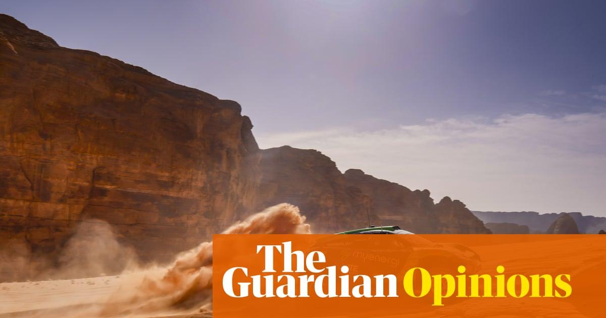 Extreme E's laudably progressive intent at odds with Saudi Arabian venue