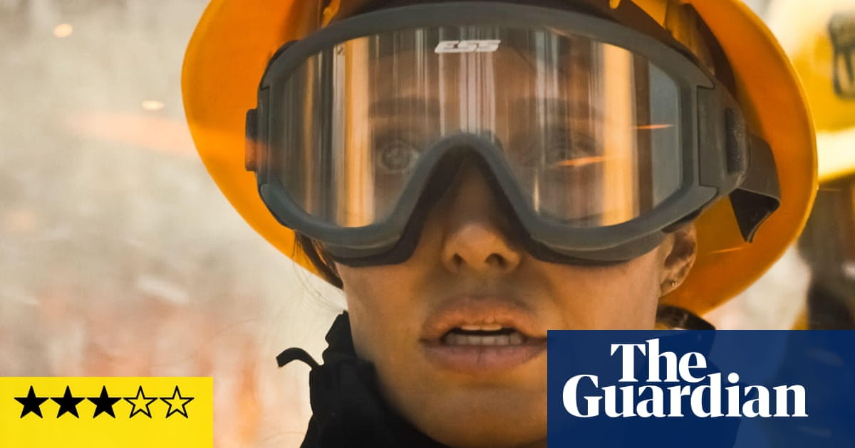 Those Who Wish Me Dead review – Angelina Jolie feels the heat in forest fire thriller