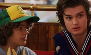Dustin and Steve, Stranger Things 3