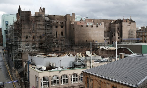 theguardian.com - Libby Brooks - Glasgow Centre for Contemporary Arts brought to brink by fire