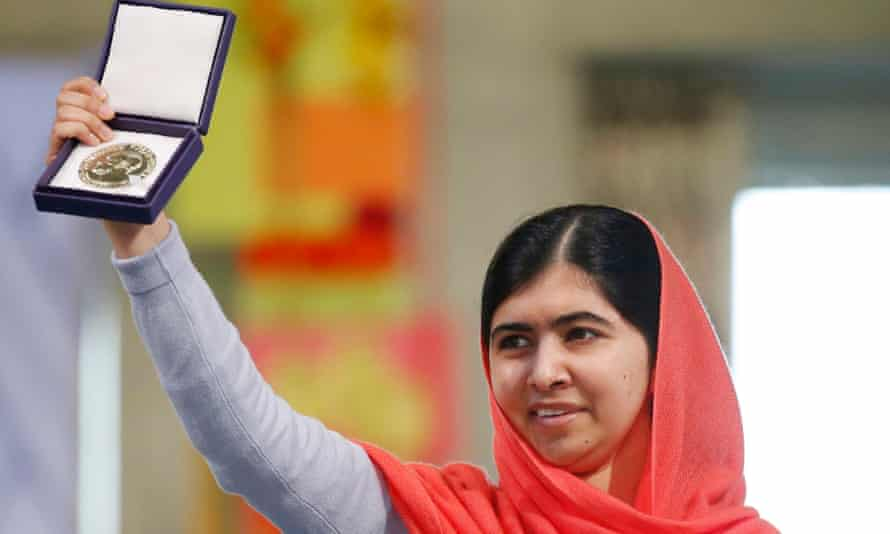 Young, female and not American, Malala Yousafzai did not fit the profile of Nobel laureates when she was joint recipient of the award in 2014.