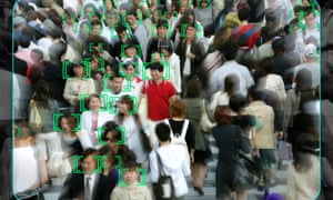 Face-detection surveillance is one way technology can help to track the spread of Covid-19.