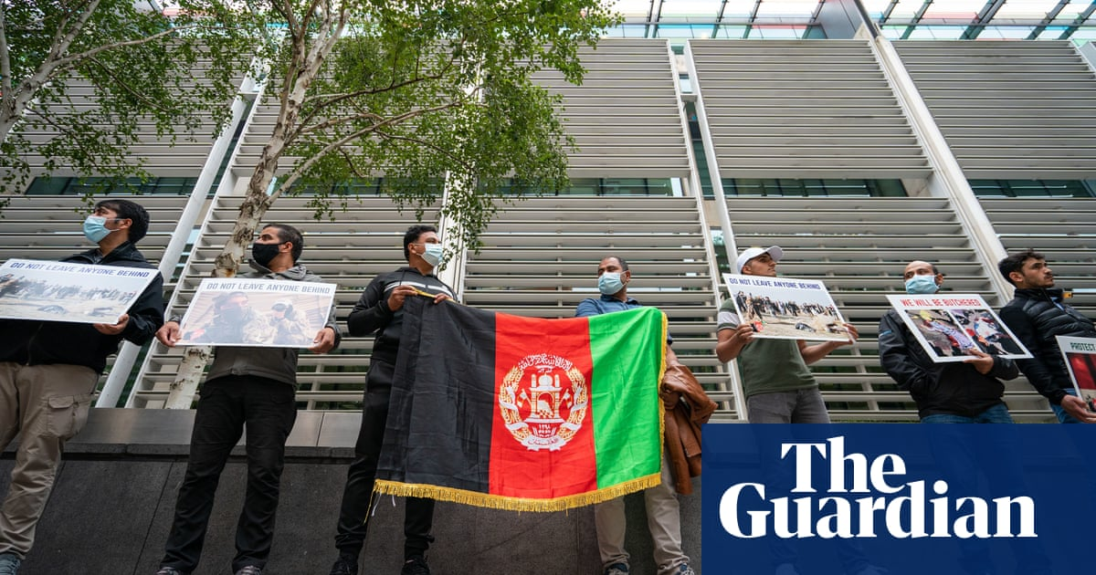 Afghan who arrived in UK at 14 'left in limbo' under Home Office policy