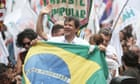 Brazil election: leftwinger