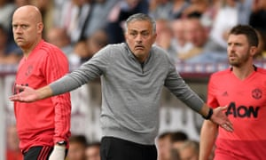 José Mourinho attended a meeting with other high-profile coaches
