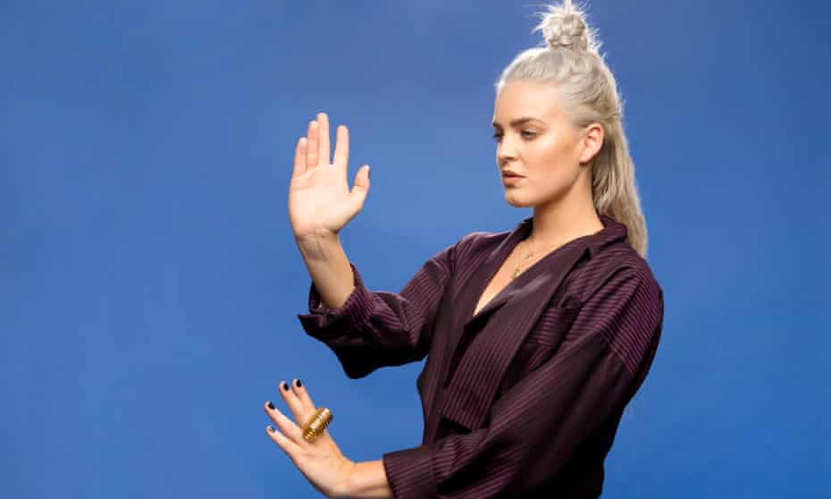 Anne-Marie … 'It's amazing when I've only had one song out.'