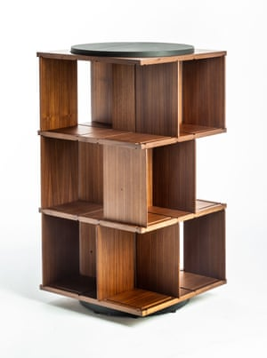 The Turner Bookcase by Gianfranco Frattini.