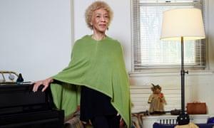 Margo Jefferson in the west village.