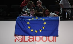 In the latest example of Brexit shambles, Labour decided to ignore the majority of its members who supported remain.