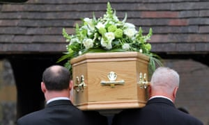 Most people are unaware that the funeral industry is unregulated, the report says.