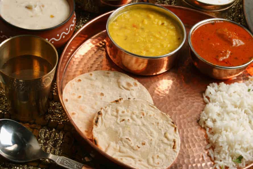 Bhakri jowar, an Indian flatbread made from sorghum flour