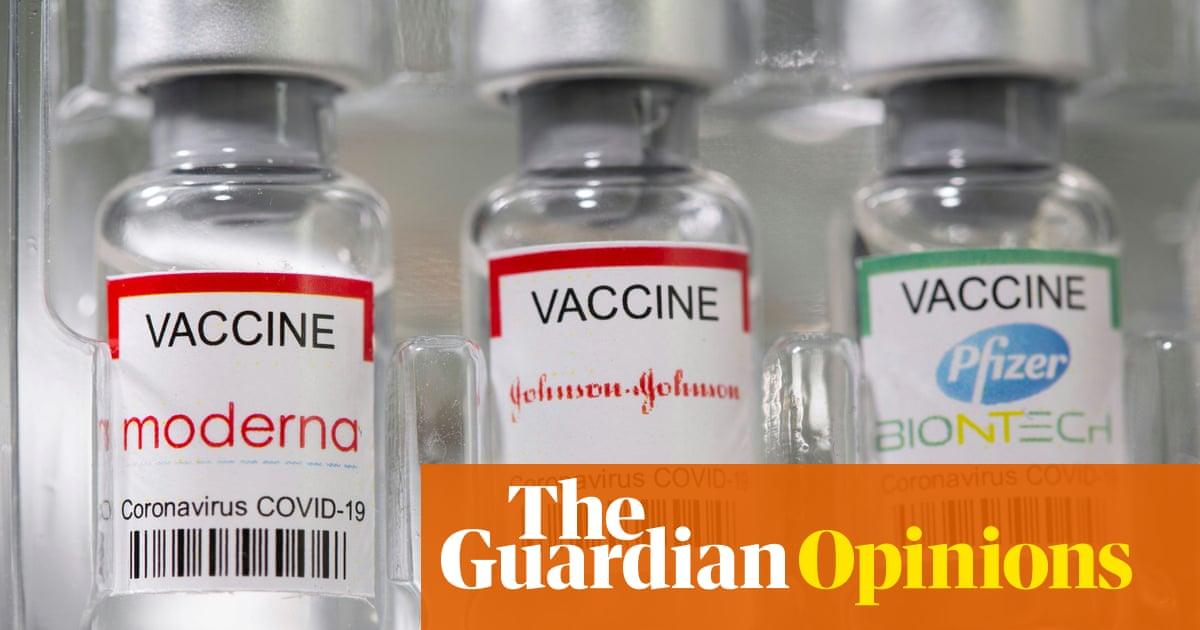 It's good Biden is suspending vaccine patents. But the whole rotten system needs overhaul