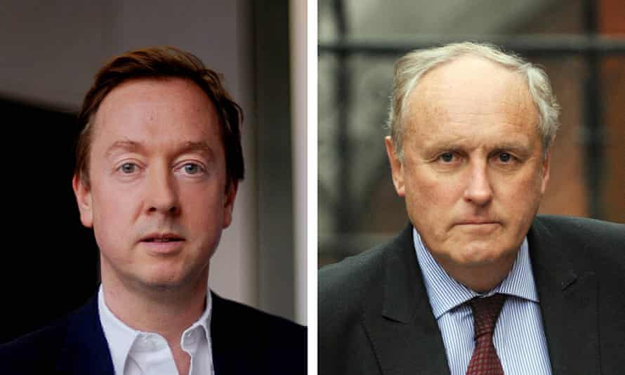 Grieg and Dacre