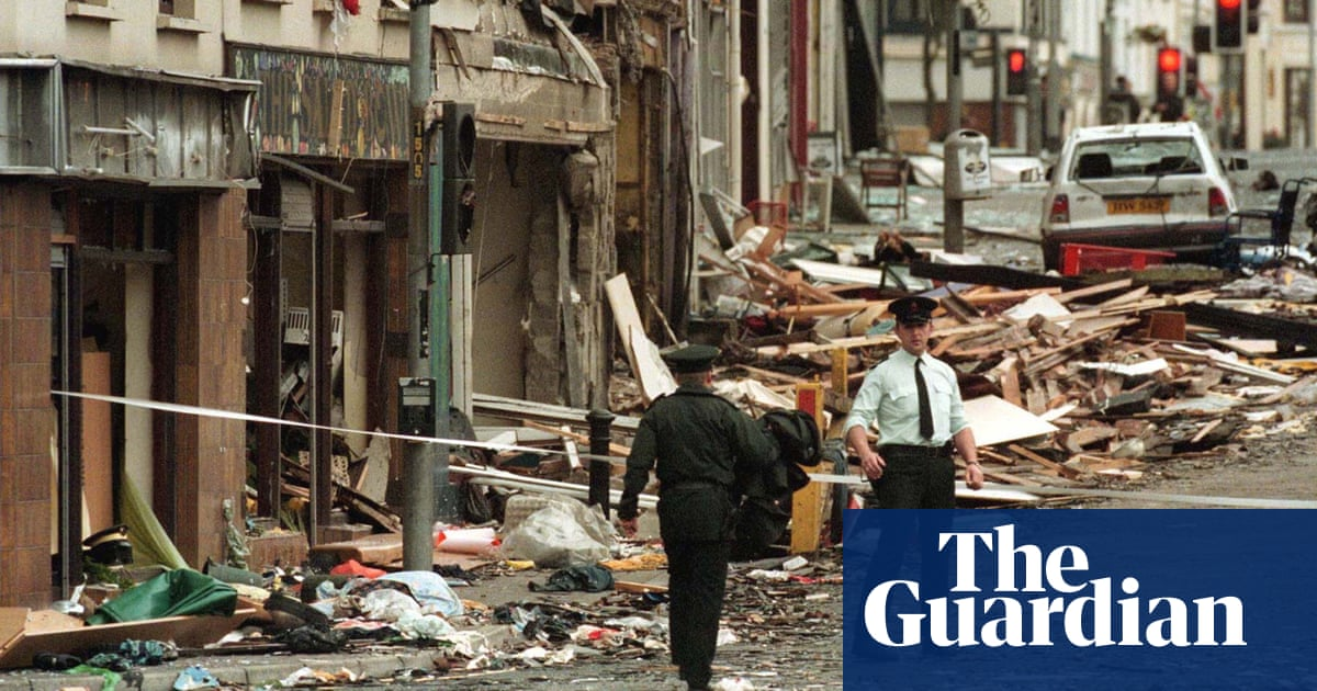 Belfast judge calls on UK to investigate Omagh bombing