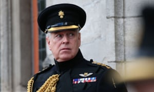 Prince Andrew denies he had any form of relationship with Virginia Roberts.