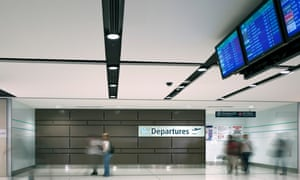 Sydney International Airport Terminal
