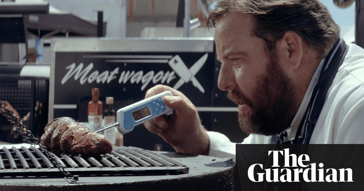 The BBQ review – Shane Jacobson's likability can't save gallingly unfunny 'comedy'