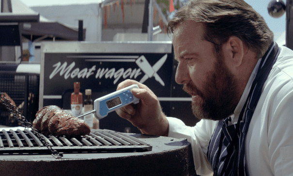 The BBQ review – Shane Jacobson s likability can t save
