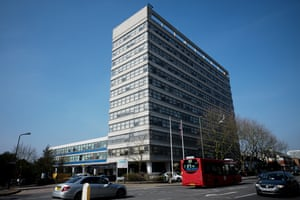 Barnet House in north London is to be converted into 254 flats, some as small as 16 sq metres.