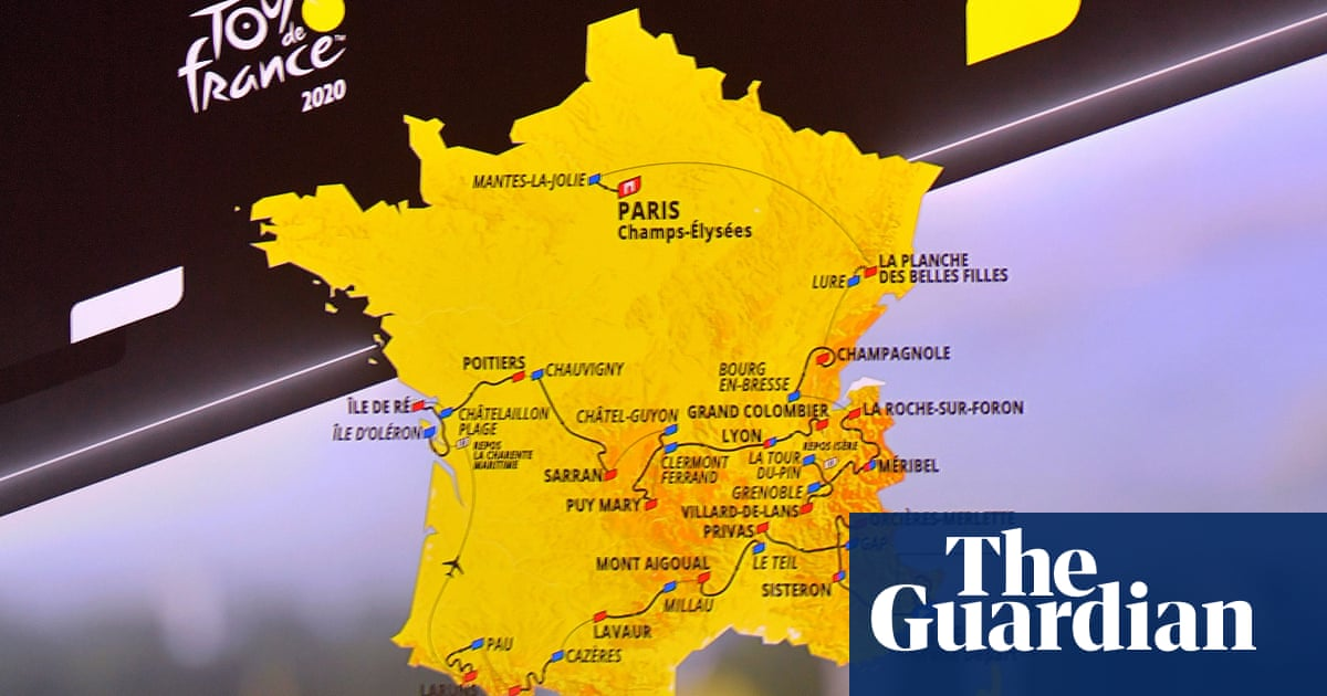 Tour De France 2020 Stage By Stage Guide Sport The Guardian