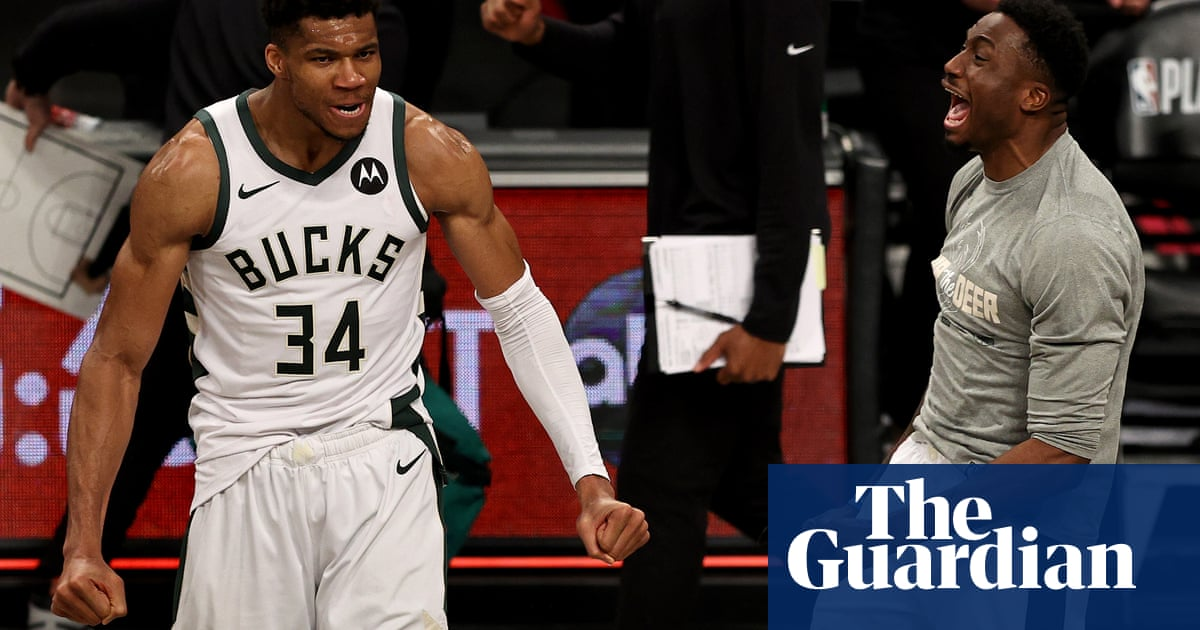 Durant's 'big ass' foot decides Game 7 thriller as Bucks down Nets in OT