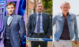 Some of ITV's greatest attractions: Tipping Point, The Midsomer Murders and Martin Clunes