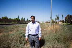 Gary Singh, the vice-mayor of Manteca.