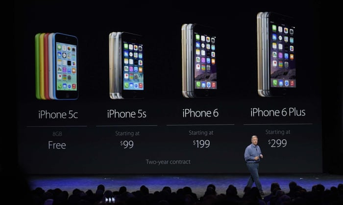 Why is Apple customers' appetite for its products insatiable
