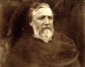 Robert Browning by Julia Margaret Cameron, 1865