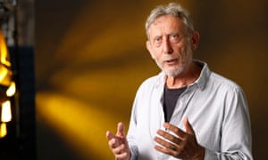 Lots to talk about … Michael Rosen.