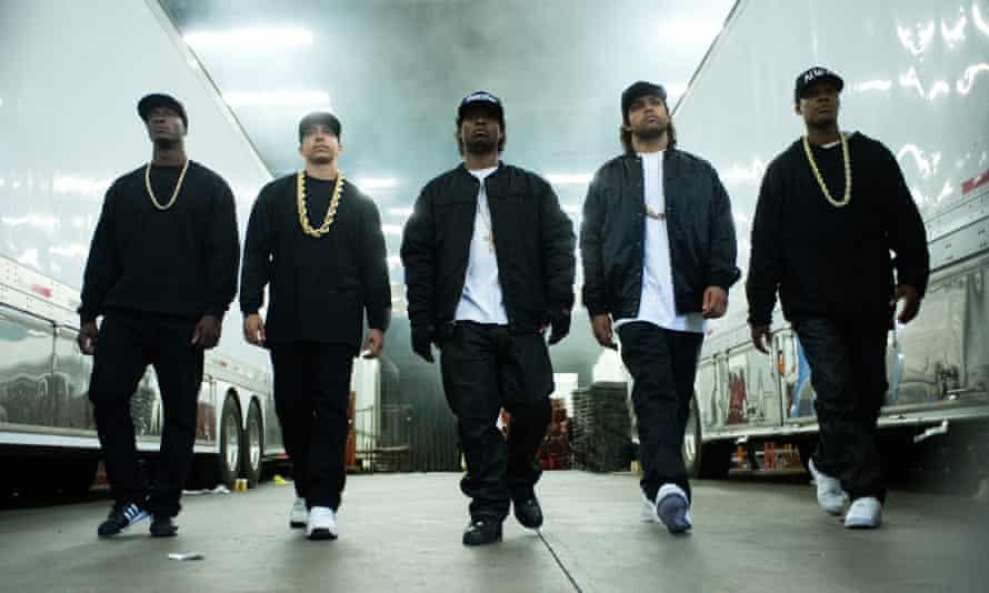 Straight Outta Compton.
