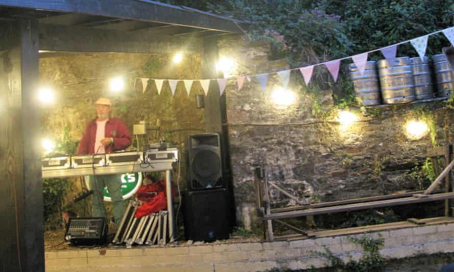 A scene from last year's Sea Change festival in Totnes