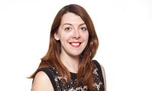 Emma John, deputy editor Observer Magazine.