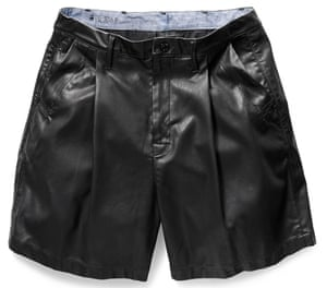 Shorts, £105, by G-Star