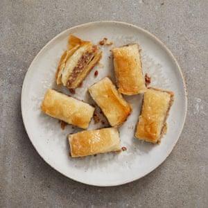 Just let it soak in: Honey & Co's baklava.