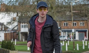 'Our onanistic online age' … Alex Lawther in Black Mirror season three's Shut Up and Dance.