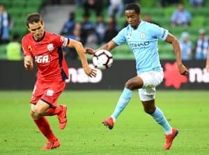 Melbourne City v Adelaide United, A-League