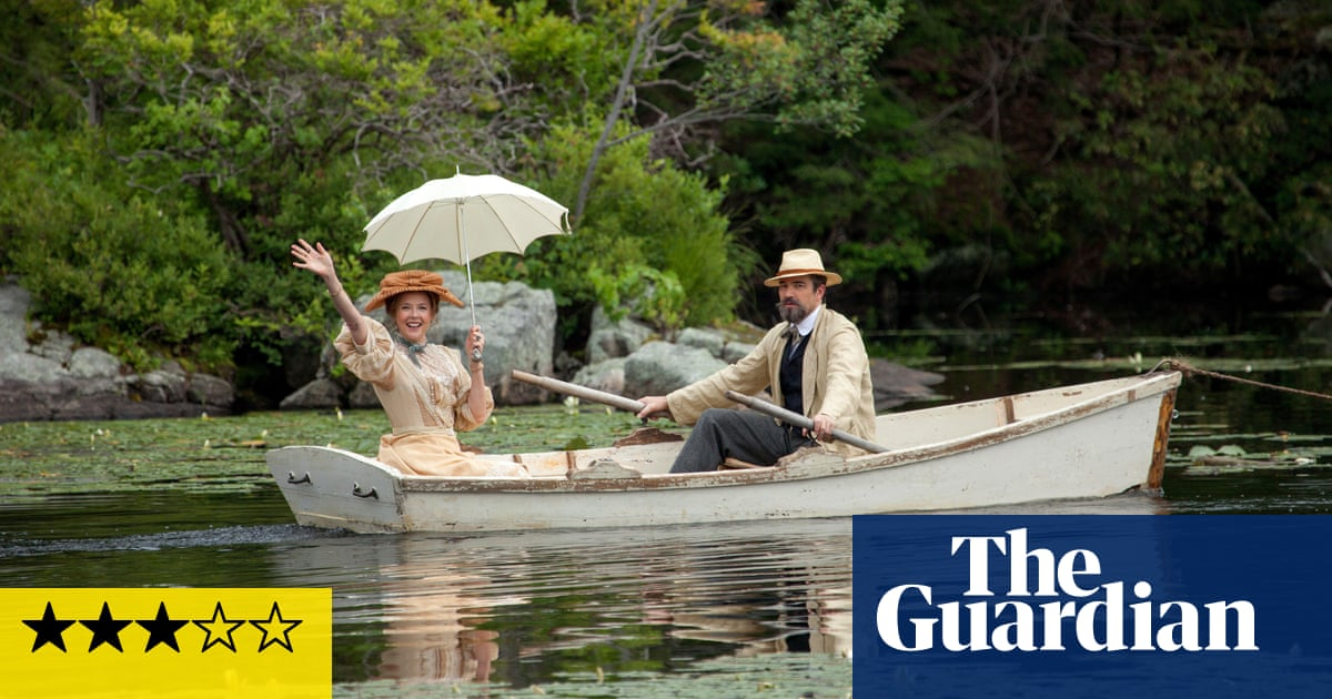 9a45ffb85e4d The Seagull review – all-star cast brings out the comedy in Chekhov ...