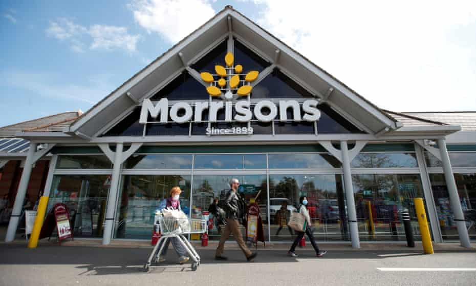 Morrisons' board recommended the Fortress offer last month.
