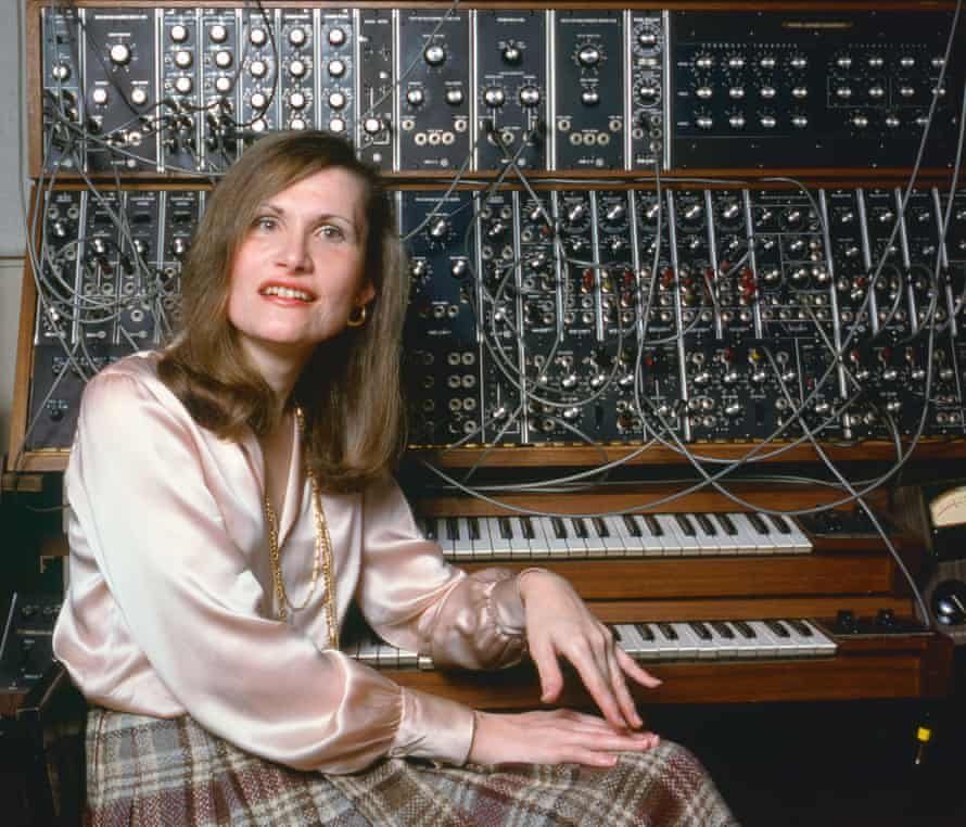 Wendy Carlos's Switched-On Bach topped US classical charts for three years.