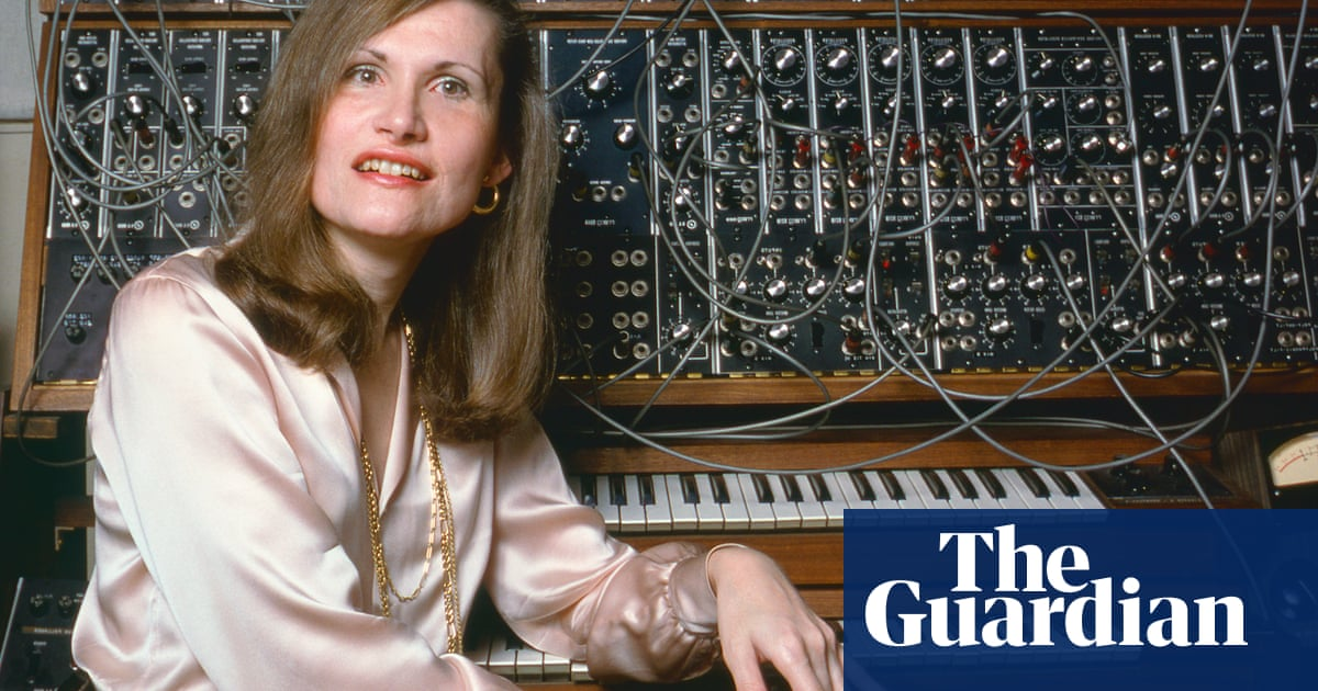 She made music jump into 3D: Wendy Carlos, the reclusive synth genius