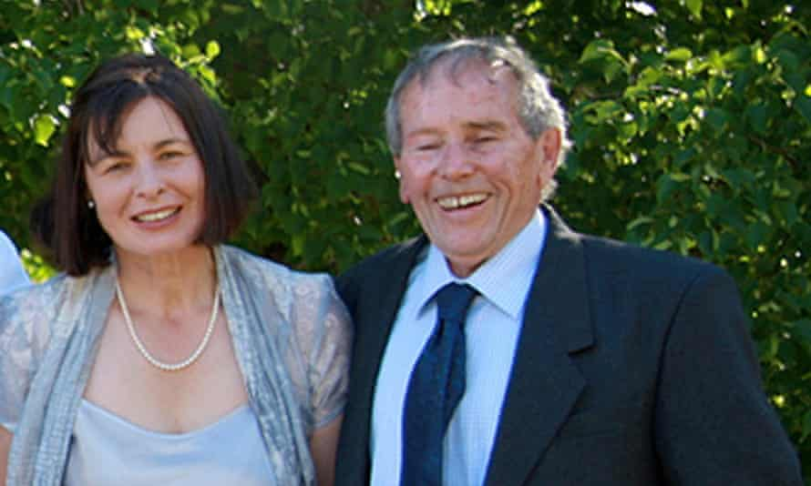 Bob Chappell and Susan Neill-Fraser