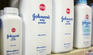 Johnson & Johnson shares slip after talc asbestos claims