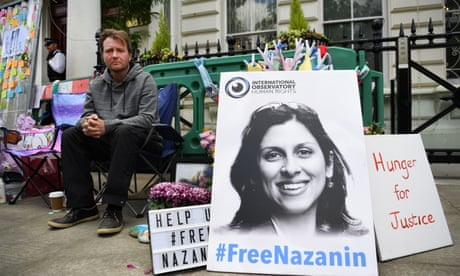 Nazanin Zaghari-Ratcliffe's husband fears she will be forced to confess
