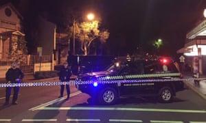 Four men were arrested in Sydney on 29 July in counter-terrorism raids.